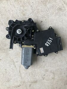99 02 Vw Cabrio Window Regulator Motor Right 1e0 959 802 A