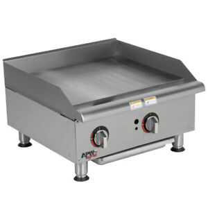 Apw Gas Counter Top Griddle