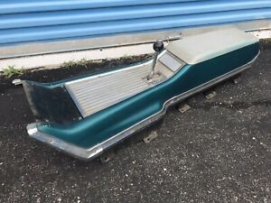 Galaxie Xl Automatic Console Bracket Base Top Plate Shifter 1962 1963 1964