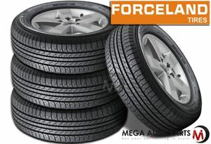 4 Forceland Kunimoto F26 275 65r18 116h All Season Tires For Truck Suv Cuv