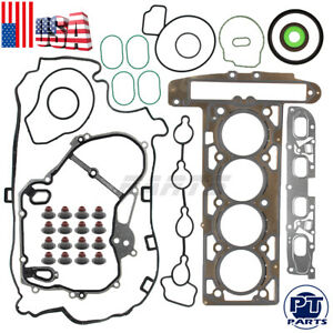 Head Gasket Set Hs54874 Fit For 2010 2017 Chevrolet Equinox Buick Gmc 2 4 L4