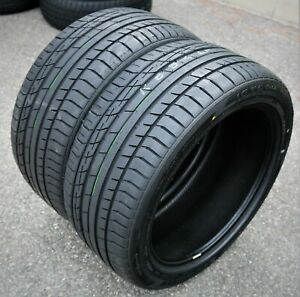 2 New Accelera Iota St68 P325 30r21 108y Xl A s High Performance Tires