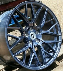 20 Arctic Forged Downforce Dc10 Wheels 20x9 20x10 5x114 3 Flow Formed Mustang