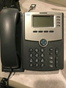 Cisco Spa504g Ip Phone With Stand And Handset