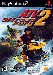 ATV Offroad Fury 2 (Playstation 2  PROMO) BN Sealed