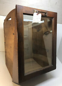 Sweet Old Vintage Antique Tilt Out Grain Seed Drawer From General Or Feed Store