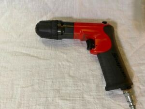 Snap On 3 8 Keyless Chuck Reversible Pneumatic Air Drill