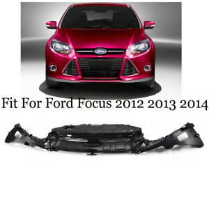 For 2012 2013 2014 Ford Focus Front Bumper Cover Support Mounting Kit Pad