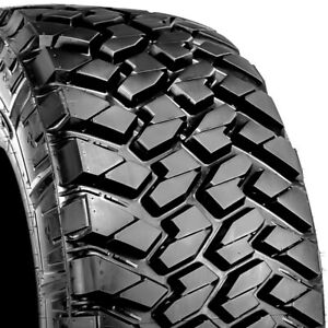 Nitto Trail Grappler M T 33x12 50r18 122q Used Tire 19 20 32