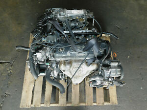 Jdm F20a5 1990 1993 Honda Accord Engine And 5 Speed Manuel Tranny