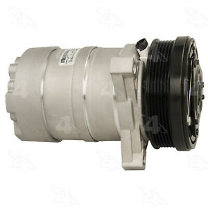 A C Compressor Fits 1998 2000 Isuzu Trooper Vehicross Four Seasons