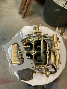 Rebuilt Holley 4749 3 Mopar Carburetor 600cfm