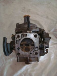 Mg Mgb 1975 81 Used Complete Zenith Stromberg Carburetor 175 Cd 2 Good Condition