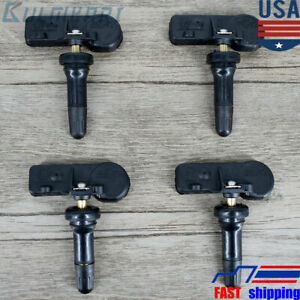 4x Gm Oem Tire Pressure Monitoring Sensors Tpms For Chevy Gmc 13586335 13581558