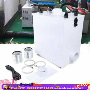 Cnc Engraver Pure Air Fume Extractor Smoke Purifier Dc Brushless Motor 180m h