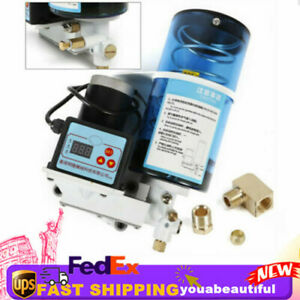 Electric Grease Pump 2 Model Oil Lubricant Pump Full automatic 24v 60cc Min Us