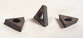 Ammco 10 Pack Carbide Insert For Kwik Way Lathes 40415