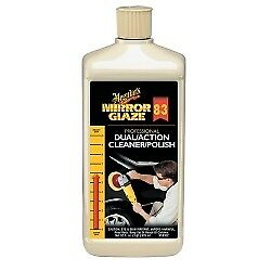 Meguiar s Dual Action Cleaner polish 32 Oz M8332