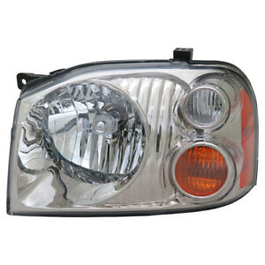 Headlight Assembly Fits 2001 2004 Nissan Frontier Tyc