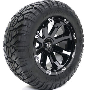 4 New Fab Fours Kymera M t Lt 40x15 50r24 Load F 12 Ply Mt Mud Tires