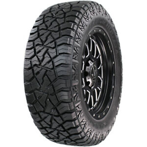 4 New Kanati Armor Hog Atx Lt 275 65r20 Load F 12 Ply A t All Terrain Tires