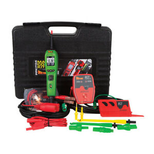Power Probe Power Probe 4 Master Kit Green Ppkit04grn