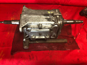 Muncie 4 Speed Transmission M20 Camaro Corvette Chevelle Nova Jeep