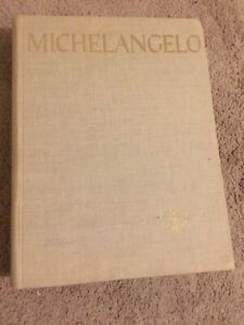 The Complete work of michelango $39.99