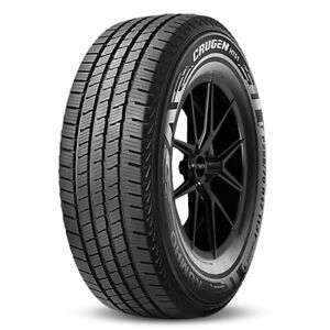 2 Lt265 75r16 Kumho Crugen Ht51 109s C 6 Ply Bsw Tires
