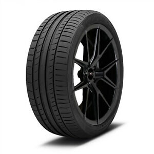 2 225 45r17 Continental Sport Contact 5 91w Tires