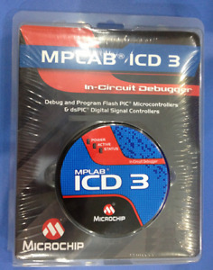 New Microchip Mplab Icd3 In circuit Debugger Programmer