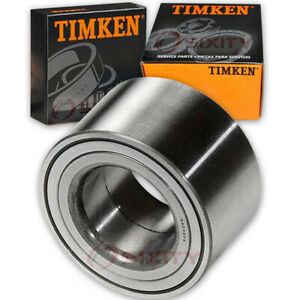 Timken 510070 Front Wheel Bearing