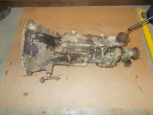 Triumph Tr6 Tr250 Tr4 Tr4 Used Overdrive Transmission Od J Type
