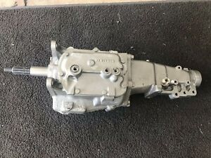Gm Saginaw 4 Speed Transmission Rebuilt 3 11 First Gear