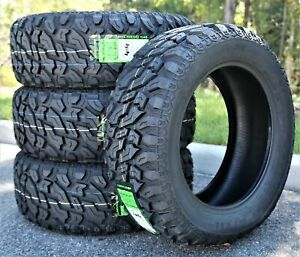 4 New Lanvigator Catchfors M t Ii Lt 33x12 50r20 Load E 10 Ply Mt Mud Tires