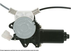 Power Window Motor And Regulator Assembly Front Right Cardone Fits 92 00 Montero