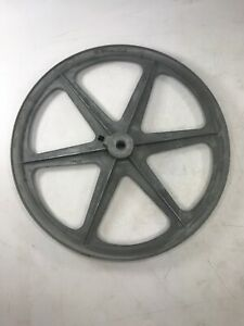 Congress Ca1200 V grooved Pulley 12 Diameter Type A 1 4 Bore ca 1200 Nos