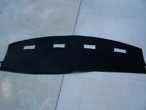 2003 Dodge Ram 1500 Custom fit Black Carpet Dash Mat Cover