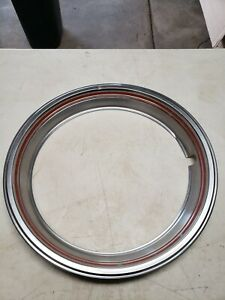 3 15 Ford Stainless Steel Wheel Trim Beauty Rings