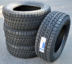 4 New Leao Lion Sport A T Lt 265 60r20 Load E 10 Ply At All Terrain Tires