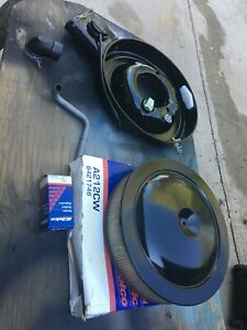 1976 To 1978 Pontiac Trans Am Air Cleaner Assembly Oem Restored Ready To Bolt On