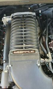 Hemi 6 4l Srt8 Whipple Jeep Challenger Charger Supercharger Intercooled