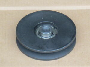 Woods Mower Rear Adjust Pulley For Hinomoto E230 E280