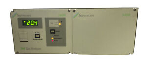 Servomex O2 Gas Analyser 1440 83 264v 45va 47 63hz Used