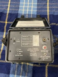 77 97002 F o t Device Antenna Tester Lmg At 3 Larry Mcgee Battery Box Train 12v