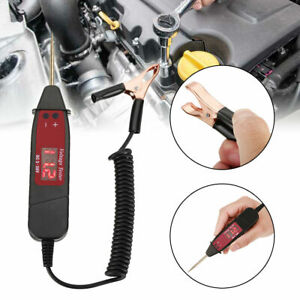Auto Car Truck Voltage Circuit Tester 5 36v Dc Probe Test Led Light Pencil G5a7