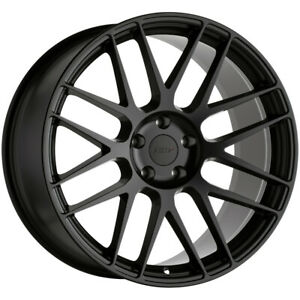 Staggered tsw Nord Front 19x8 5 rear 19x9 5 5x112 35mm Satin Black Wheels Rims