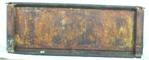Ford Pickup Truck Tailgate 1959 Or 1960 Oem
