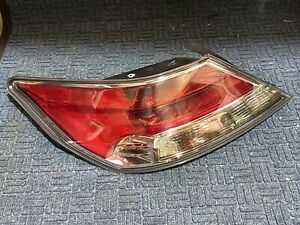 2012 2013 2014 Acura Tl Left Driver Side Led Taillight Tested Oem 12 13 14