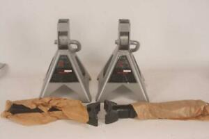 Pair Of Sears 3 Ton Jack Stands